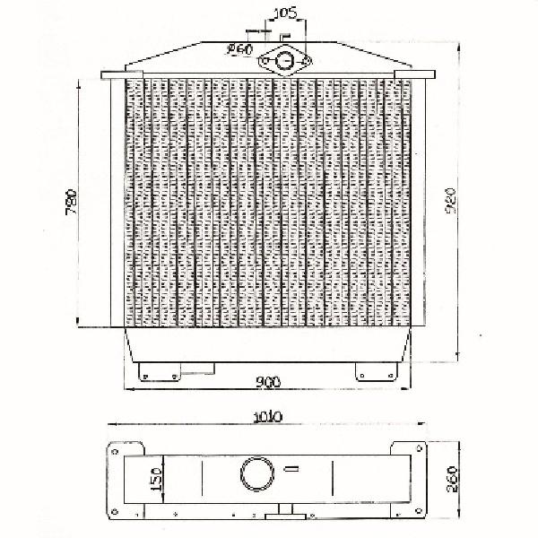RA 291 Buldozer S1500
